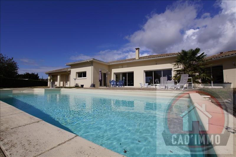 Sale house / villa Lamonzie saint martin 399000€ - Picture 1