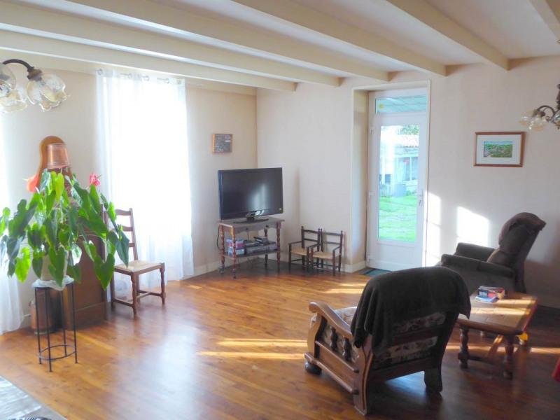 Vente maison / villa Gensac-la-pallue 194250€ - Photo 2