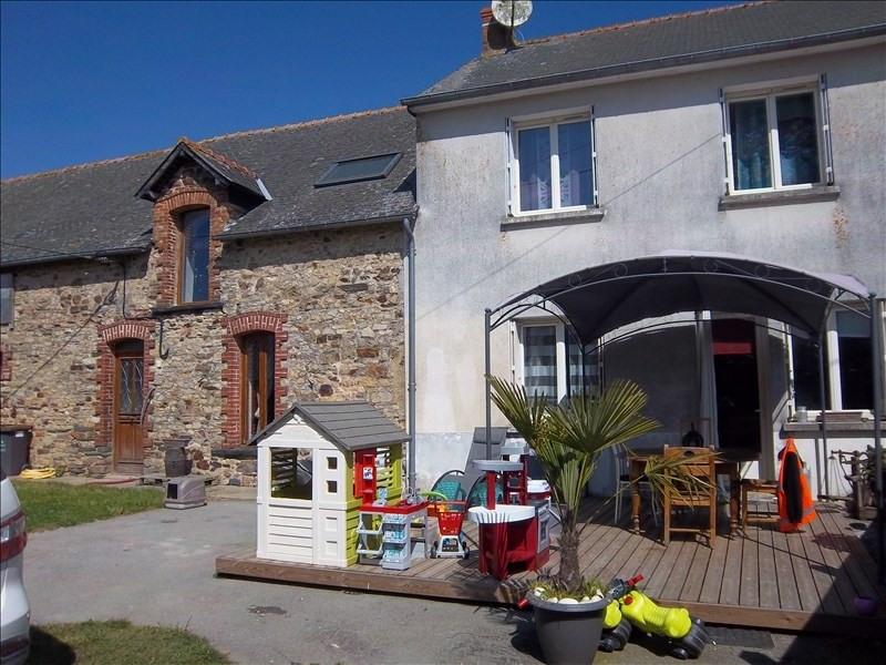 Vente maison / villa Bain de bretagne 232100€ - Photo 3