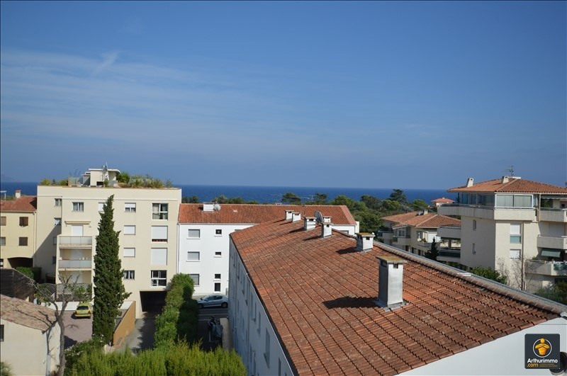 Sale apartment St aygulf 160 000€ - Picture 1