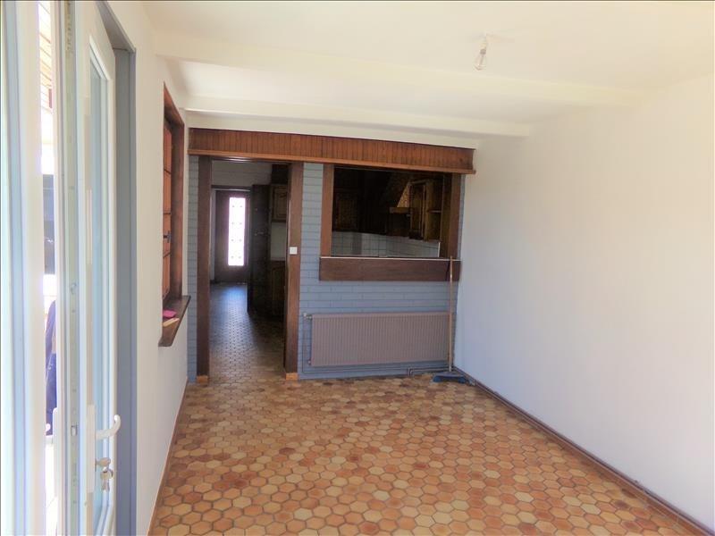 Sale house / villa Escaudoeuvres 125400€ - Picture 2