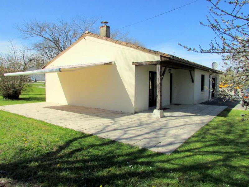 Sale house / villa Verdille 107000€ - Picture 1