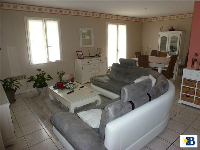 Vente maison / villa Scorbe clairvaux 164300€ - Photo 3