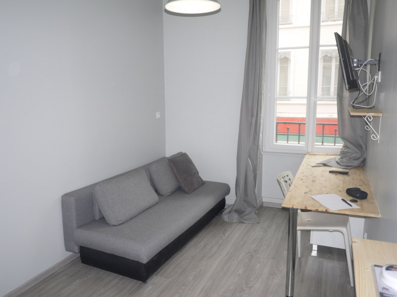 Studio meublé 13m²