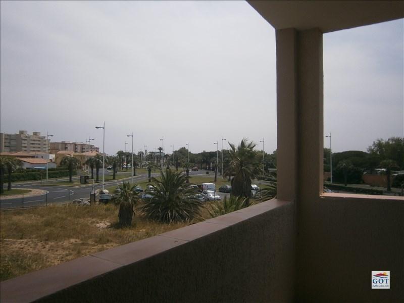 Verhuren  appartement Canet en roussillon 410€ CC - Foto 1