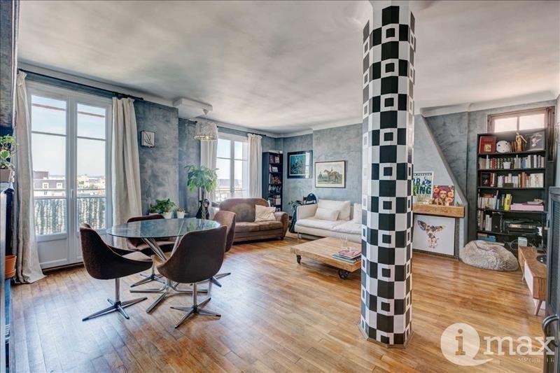 Vente appartement Courbevoie 585000€ - Photo 3