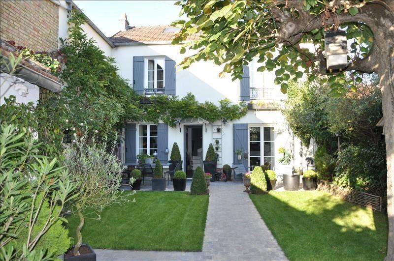 Vente maison / villa St nom la breteche 675000€ - Photo 1