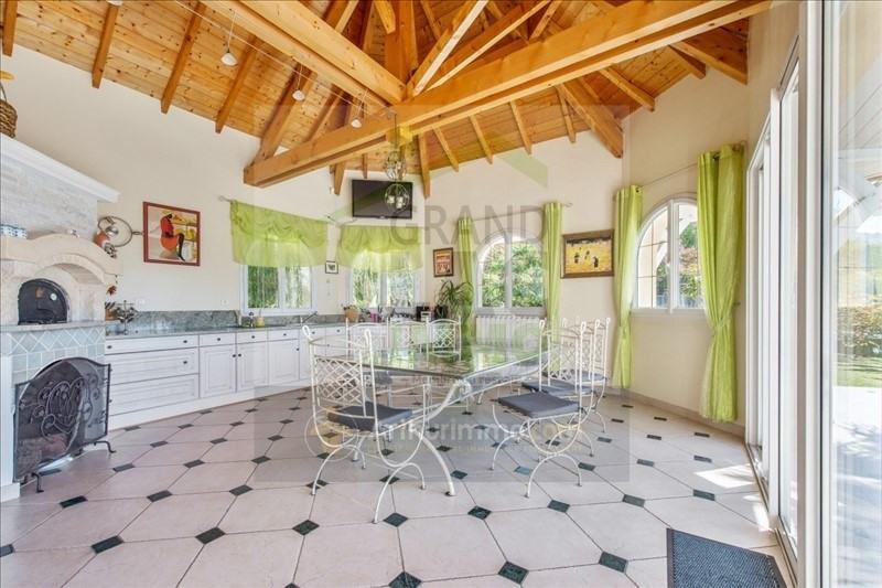 Vente de prestige maison / villa St alban leysse 1190000€ - Photo 4