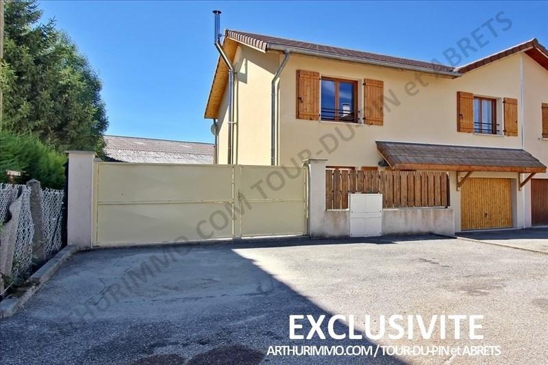 Sale house / villa Chabons 165000€ - Picture 2