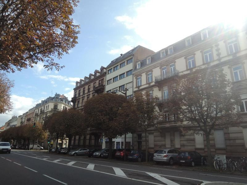 Aрендa квартирa Strasbourg 690€ CC - Фото 1