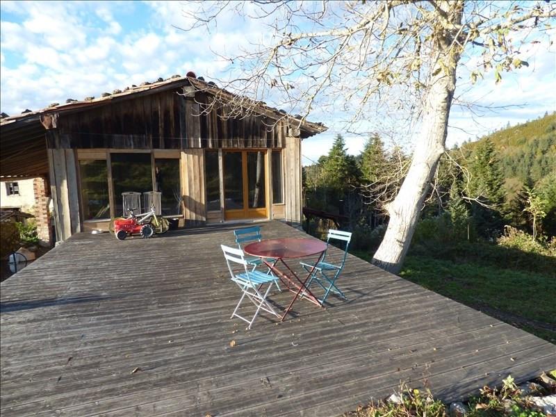 Vente maison / villa Belesta 140000€ - Photo 3