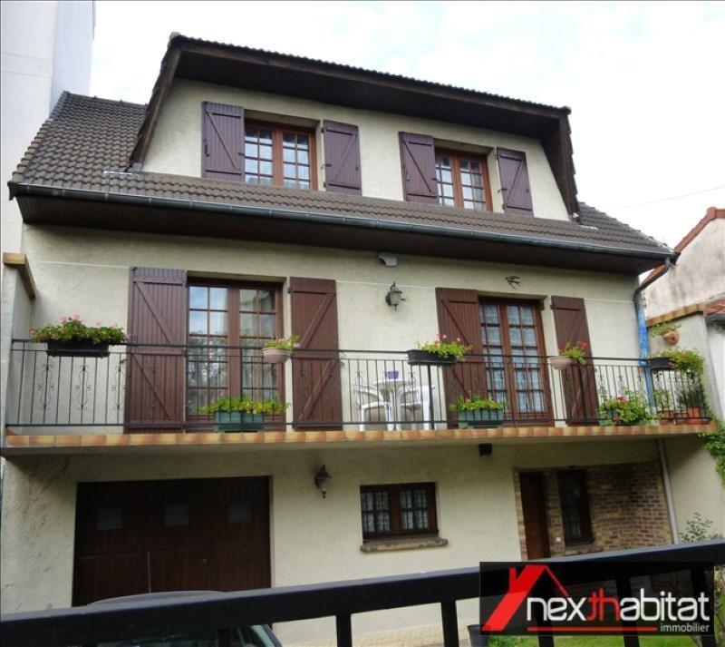 Vente maison / villa Les pavillons sous bois 508000€ - Photo 1