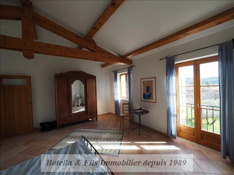 Vente de prestige maison / villa Goudargues 526000€ - Photo 8