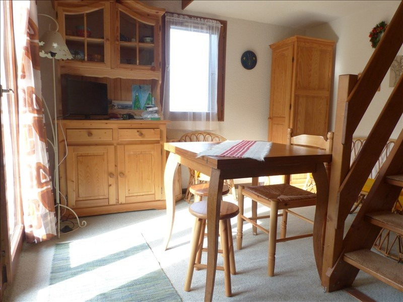 Vente appartement Mont saxonnex 128800€ - Photo 2