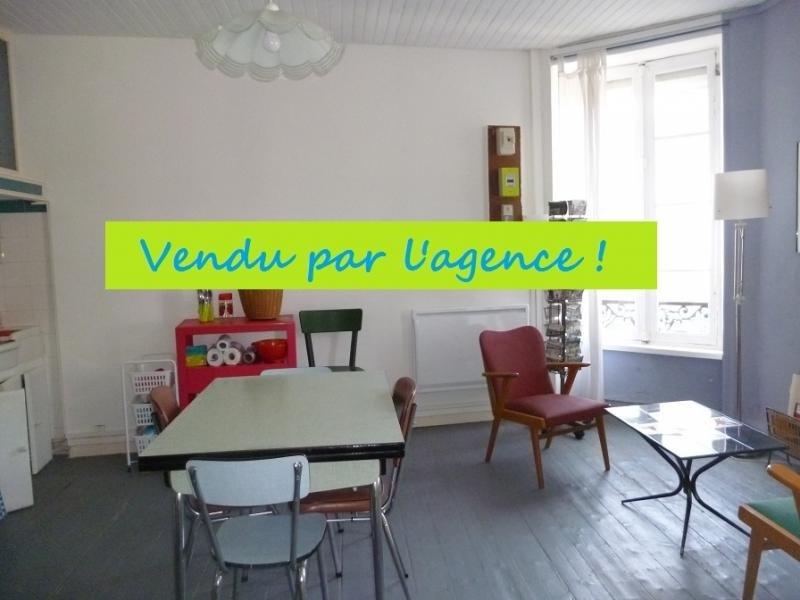Vente appartement Douarnenez 44000€ - Photo 1
