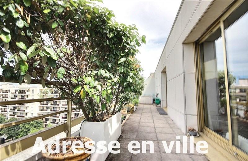 Vendita appartamento Levallois perret 476000€ - Fotografia 4