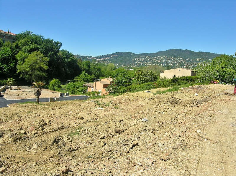 Vente terrain Cannes la bocca 215 000€ - Photo 1