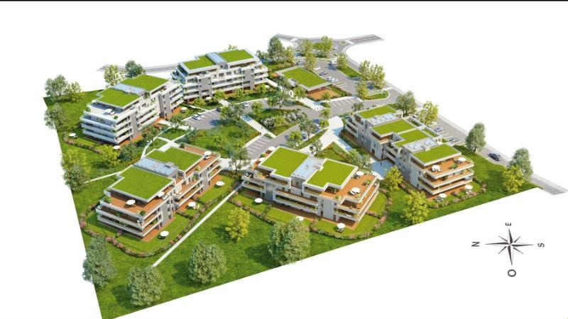 Le jardin v programme immobilier neuf thoiry propos for Jardin 5 thoiry