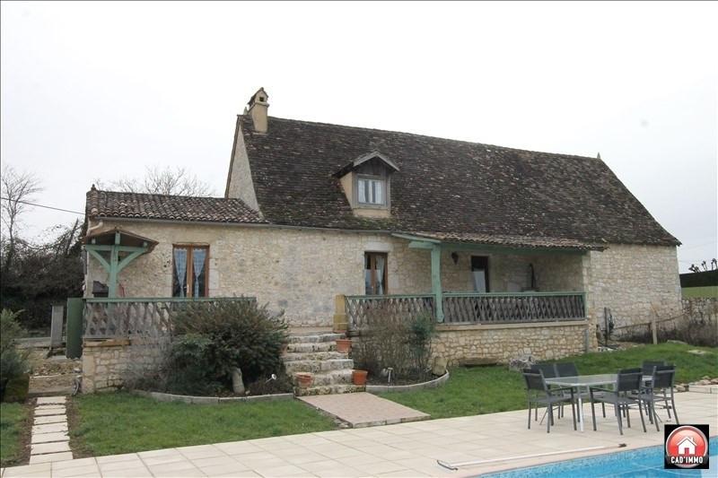 Sale house / villa Faux 214000€ - Picture 2