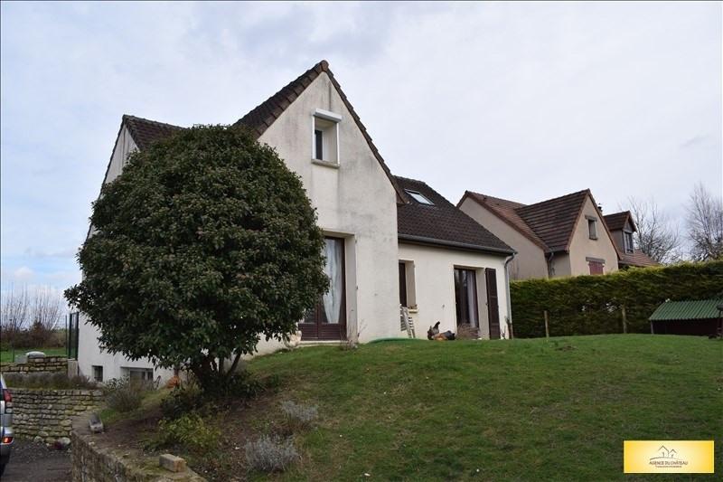 Vente maison / villa Guerville 279000€ - Photo 1
