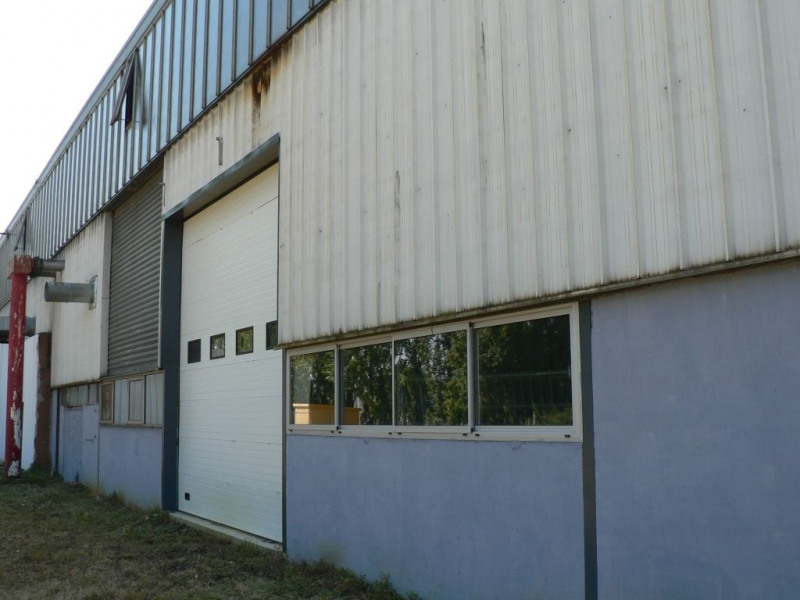 Vente Local d'activités / Entrepôt Saint-Éloi 0