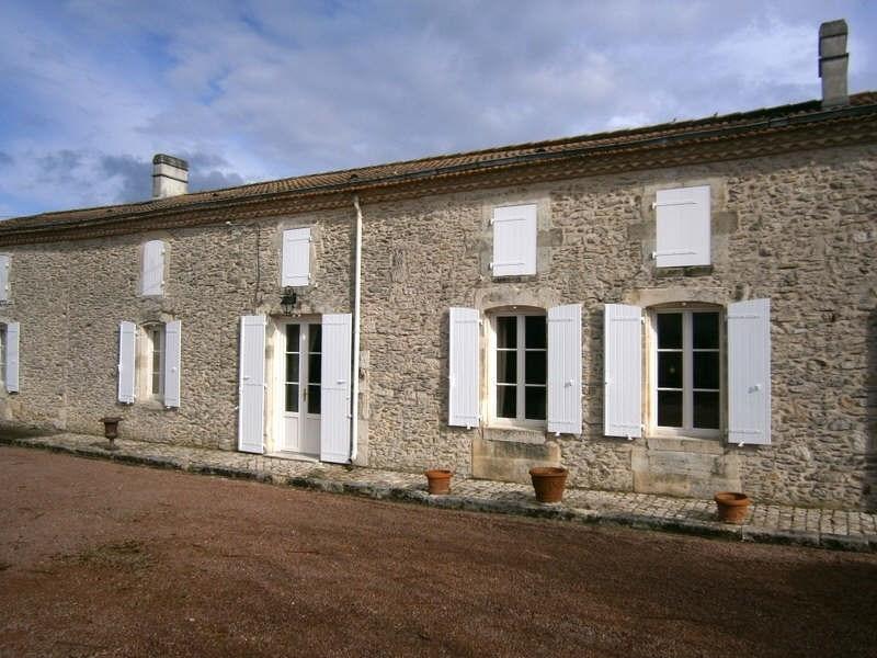 Sale house / villa Blaye 299900€ - Picture 1