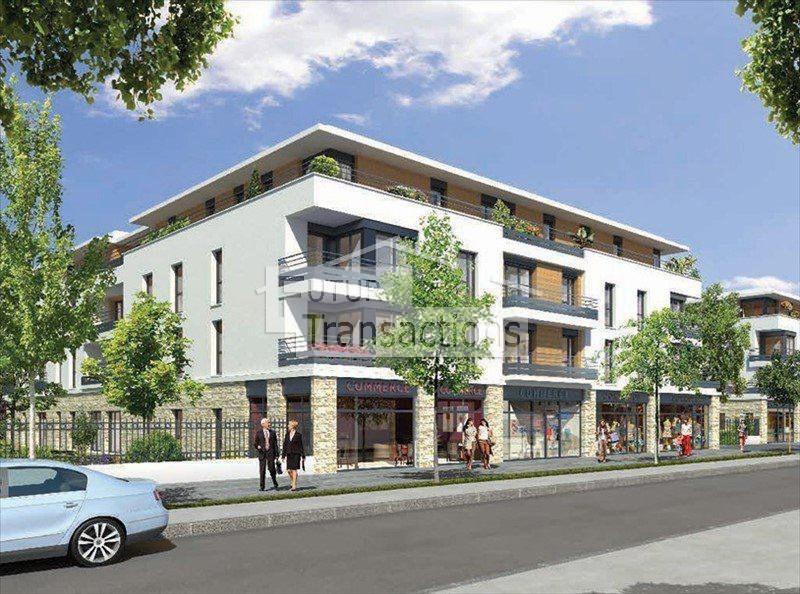 Produit d'investissement appartement Plaisir 126000€ - Photo 1