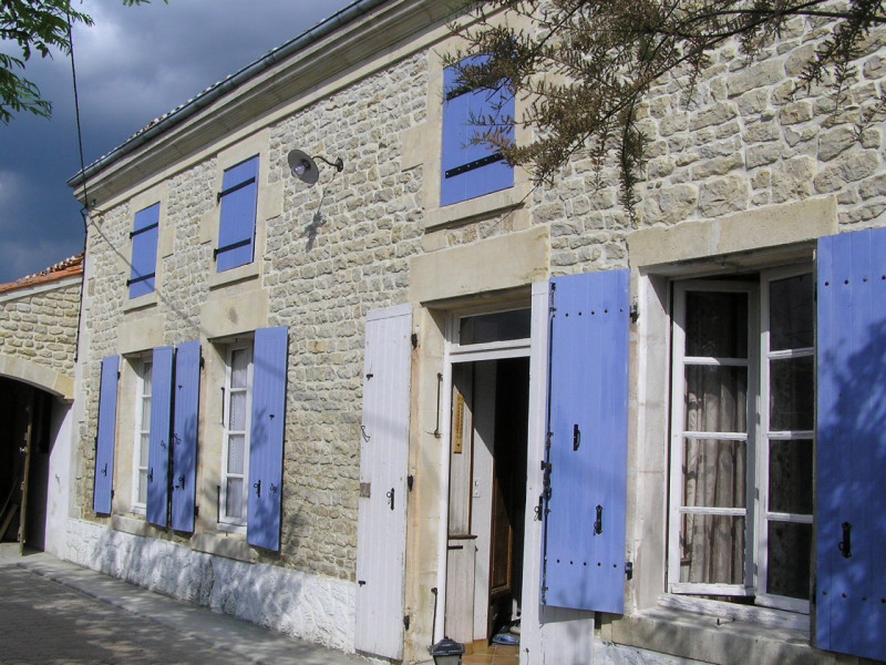 Sale house / villa Aulnay 86970€ - Picture 1