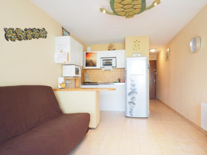 Vente appartement Le grau du roi 99 000€ - Photo 1
