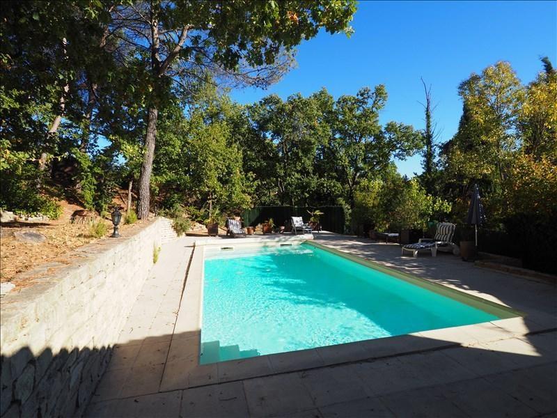 Sale house / villa Pierrevert 399000€ - Picture 8