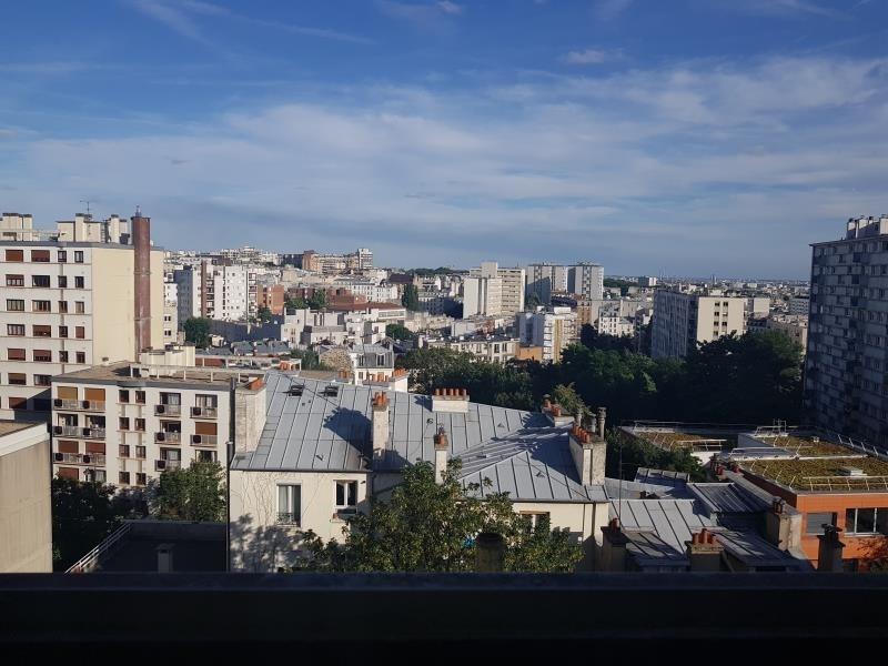 Venta  apartamento Paris 20ème 167400€ - Fotografía 1