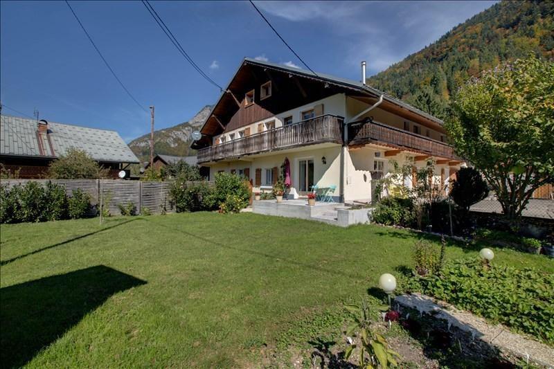 Sale apartment Le biot 285000€ - Picture 1