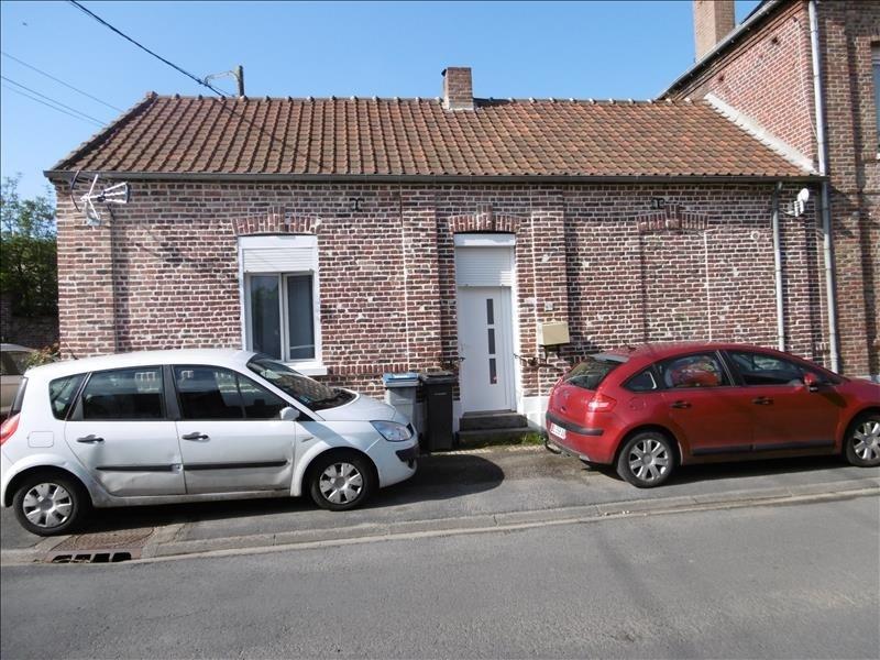 Vente maison / villa Oisy le verger 75000€ - Photo 5
