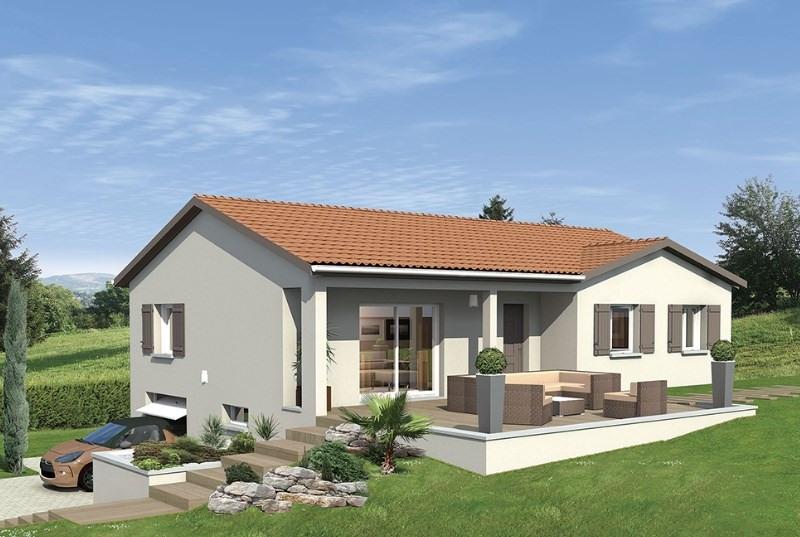 Maison  4 pièces + Terrain 800 m² Sainte-Sigolène par MAISONS PUNCH