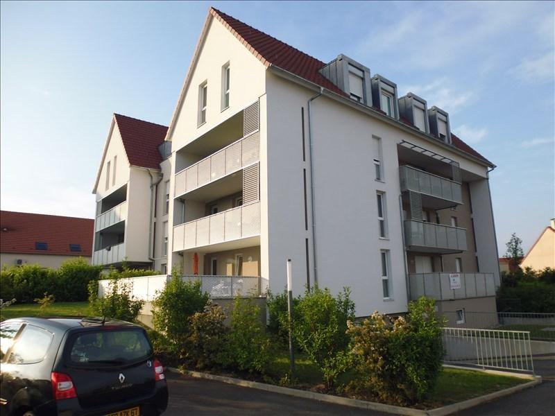 Rental apartment Marlenheim 465€ CC - Picture 1