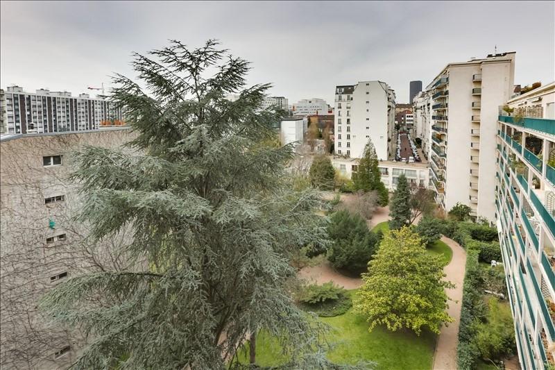 Vente de prestige appartement Paris 13ème 1030000€ - Photo 9