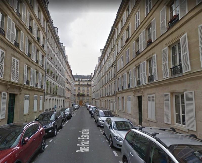 Vente bureau Paris 9ème 68000€ - Photo 1