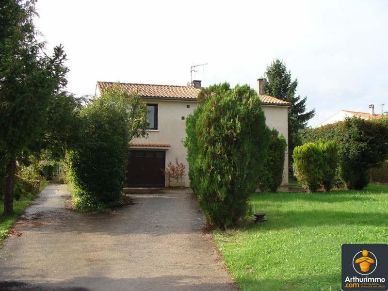 Sale house / villa Mazeray 212000€ - Picture 1