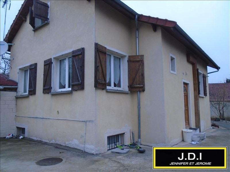 Sale house / villa St gratien 403000€ - Picture 4
