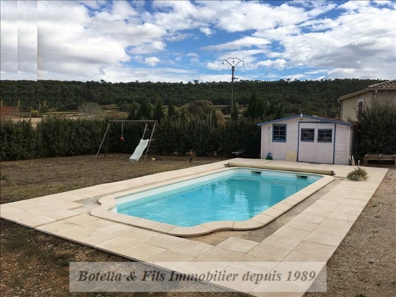 Venta  casa Uzes 265000€ - Fotografía 8