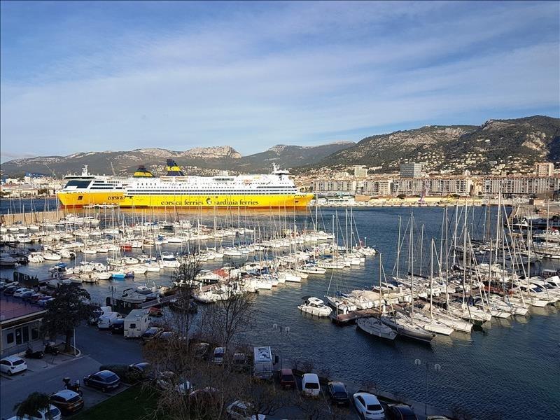 Vente appartement Toulon 225000€ - Photo 1