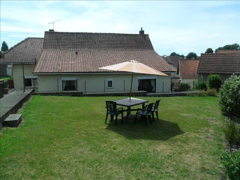 Vente maison / villa Bucquoy 150000€ - Photo 9