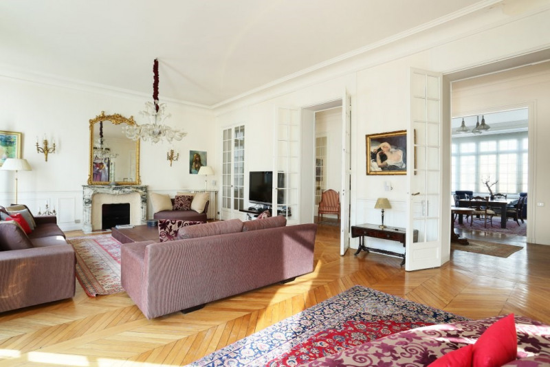 Престижная продажа квартирa Paris 16ème 3490000€ - Фото 3