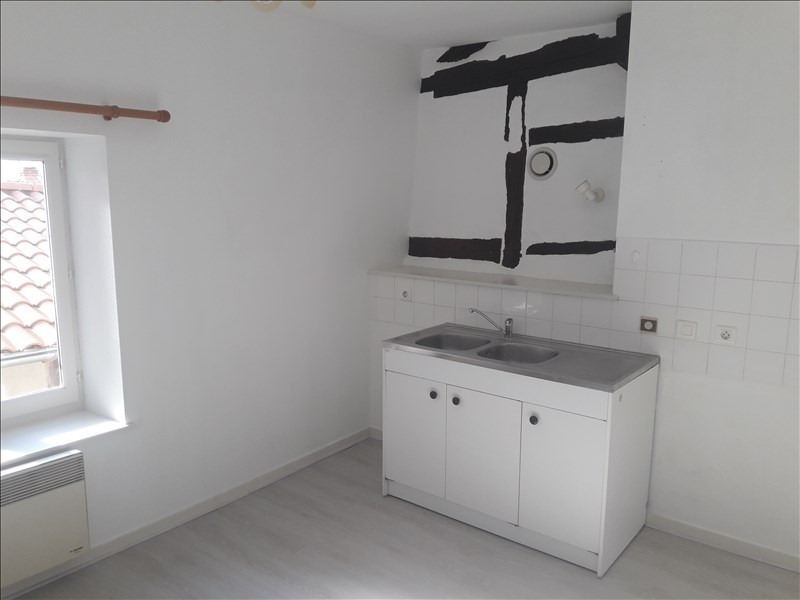 Location appartement Chatillon sur chalaronne 450€ CC - Photo 1