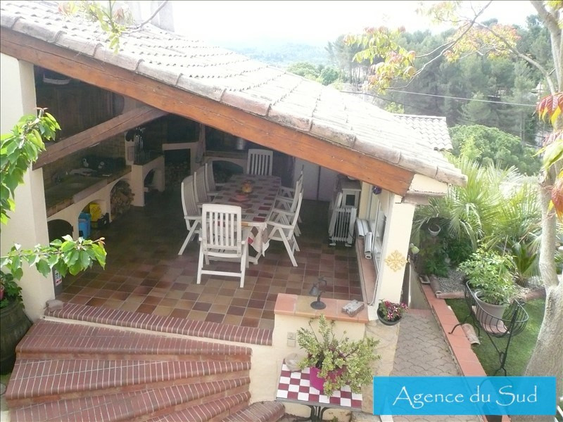 Vente maison / villa St savournin 384000€ - Photo 9