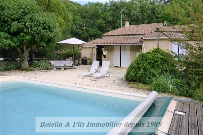 Vente maison / villa Goudargues 267 500€ - Photo 2