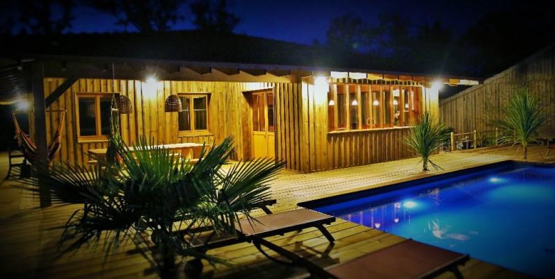 Vente de prestige maison / villa Lacanau 501600€ - Photo 9
