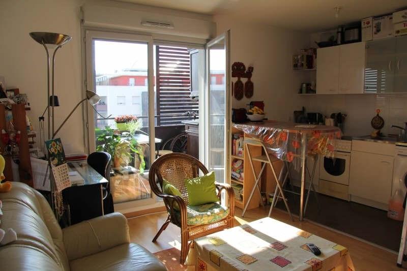 Rental apartment Villeurbanne 530€ CC - Picture 1