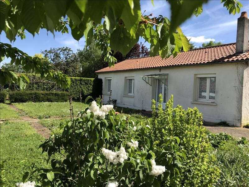Vente maison / villa Smarves 128000€ - Photo 1