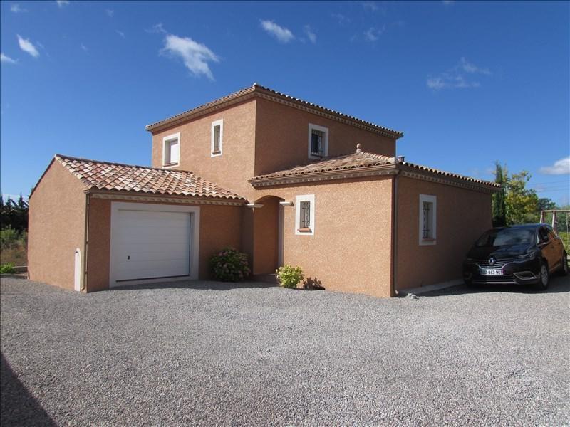Vente maison / villa Causses et veyran 325000€ - Photo 1